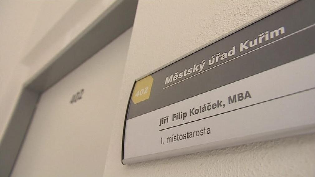 Kancelář Jiřího Koláčka