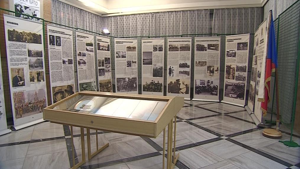 Výstava T. G. Masaryk a armáda