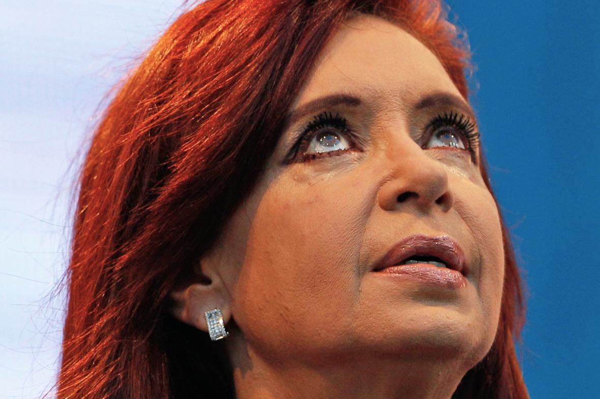 Cristina Fernándezová Kirchnerová