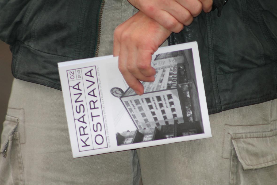 Druhé číslo bulletinu Krásná Ostrava