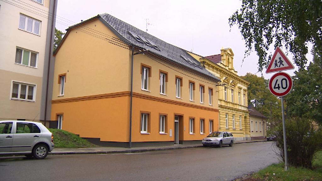 Dům s tréninkovými byty
