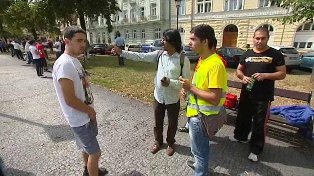 Shromáždění Romů