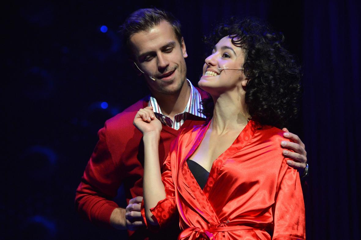 Muzikál Flashdance v Městském divadle Brno