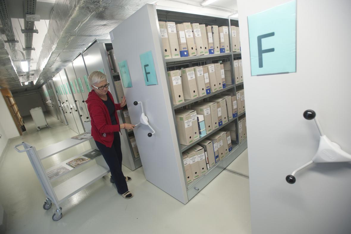 Krajská knihovna Františka Bartoše ve Zlíně