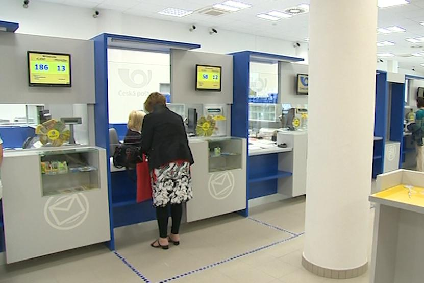 Nová pobočka pošty nabízí klientům lepší zázemí
