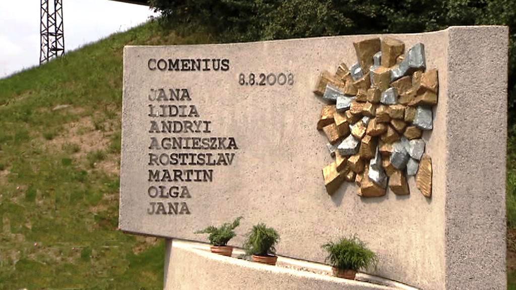 Nový památník ve Studénce