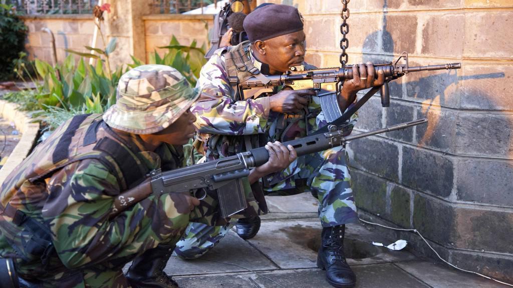 Útok na keňské obchodní středisko