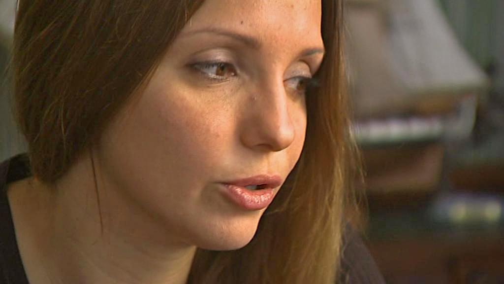 Jevgenija Tymošenková-Carrová