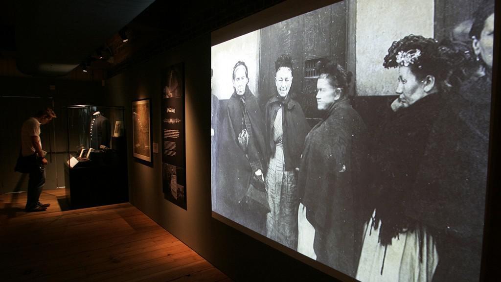 Výstava o Jacku Rozparovači