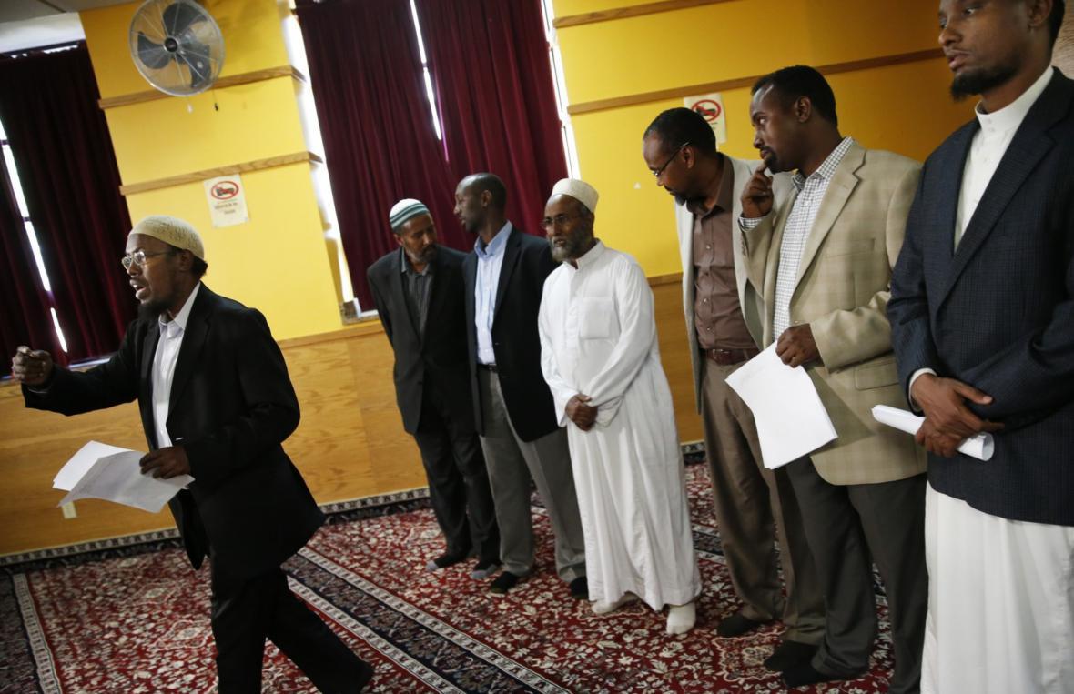 Somálská komunita v americké Minnesotě