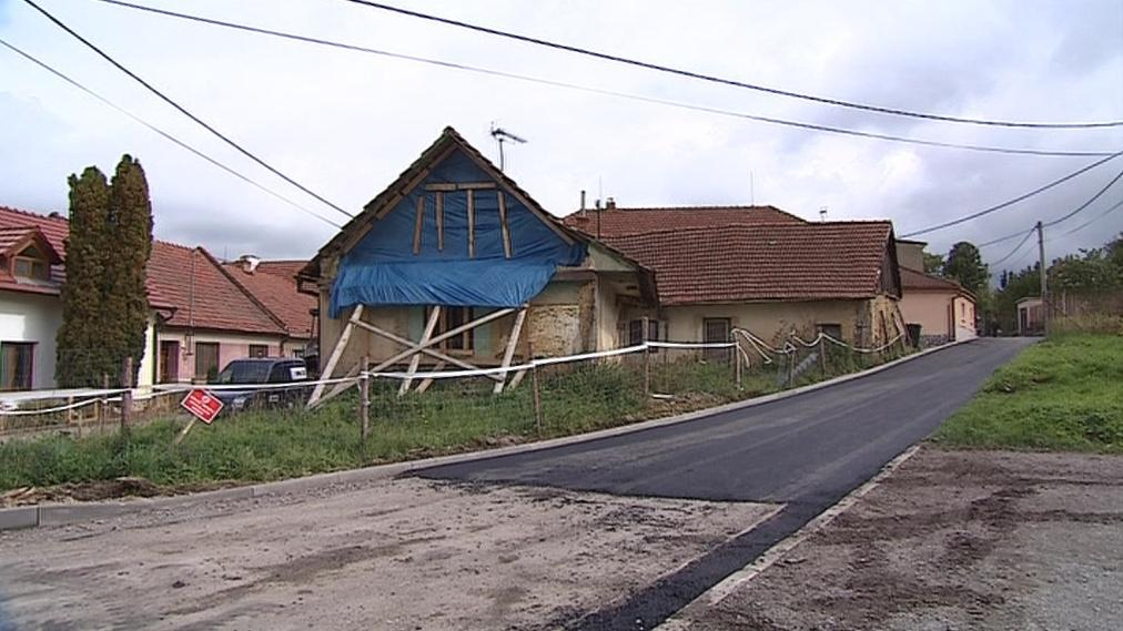 Dům určený k demolici
