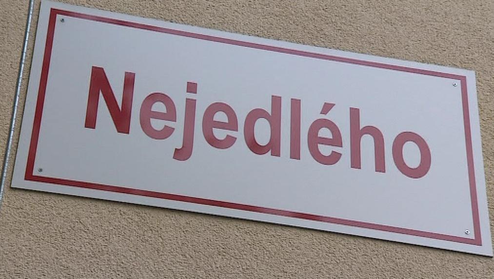 Ulice Nejedlého