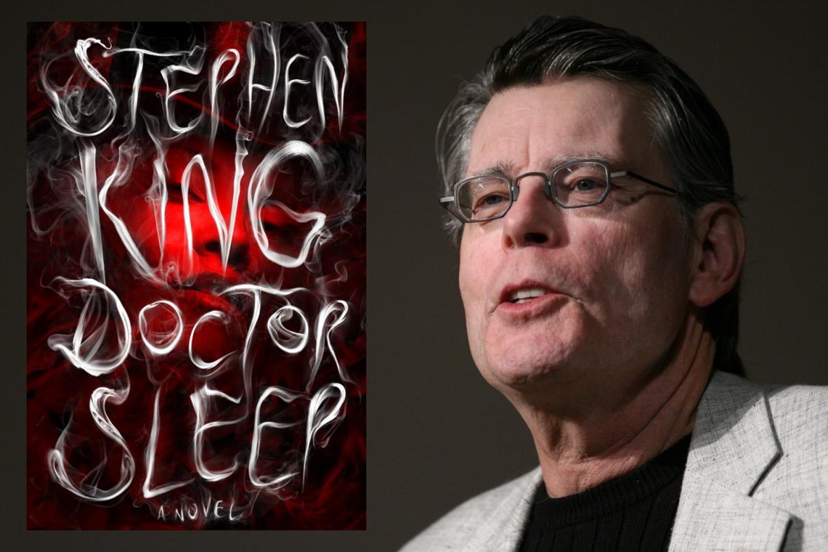 Stephen King a jeho nový román