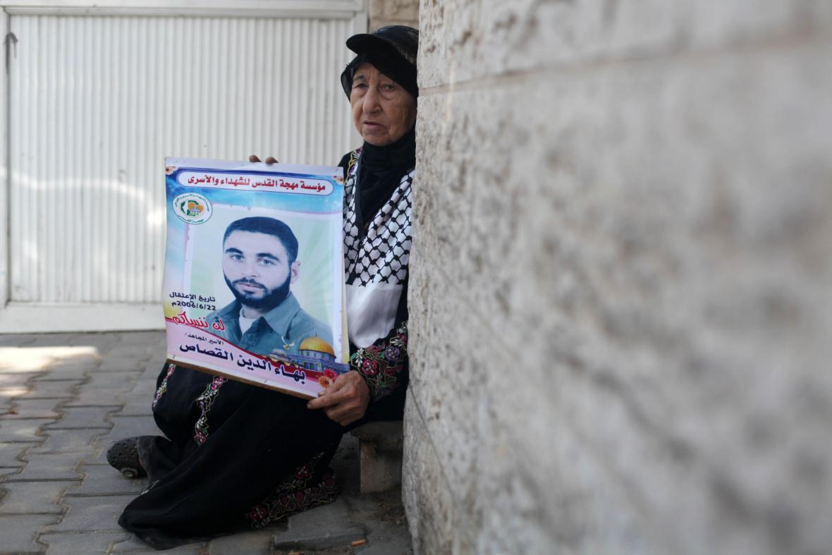 V Gaze oslavují oznámení propuštění vězňů v Izraeli