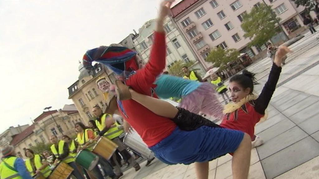 Loutkářský festival v Ostravě