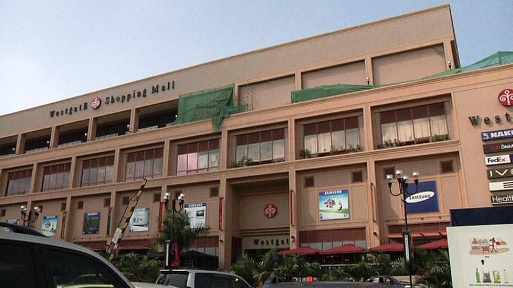 Nákupní centrum Wesgate v Nairobi