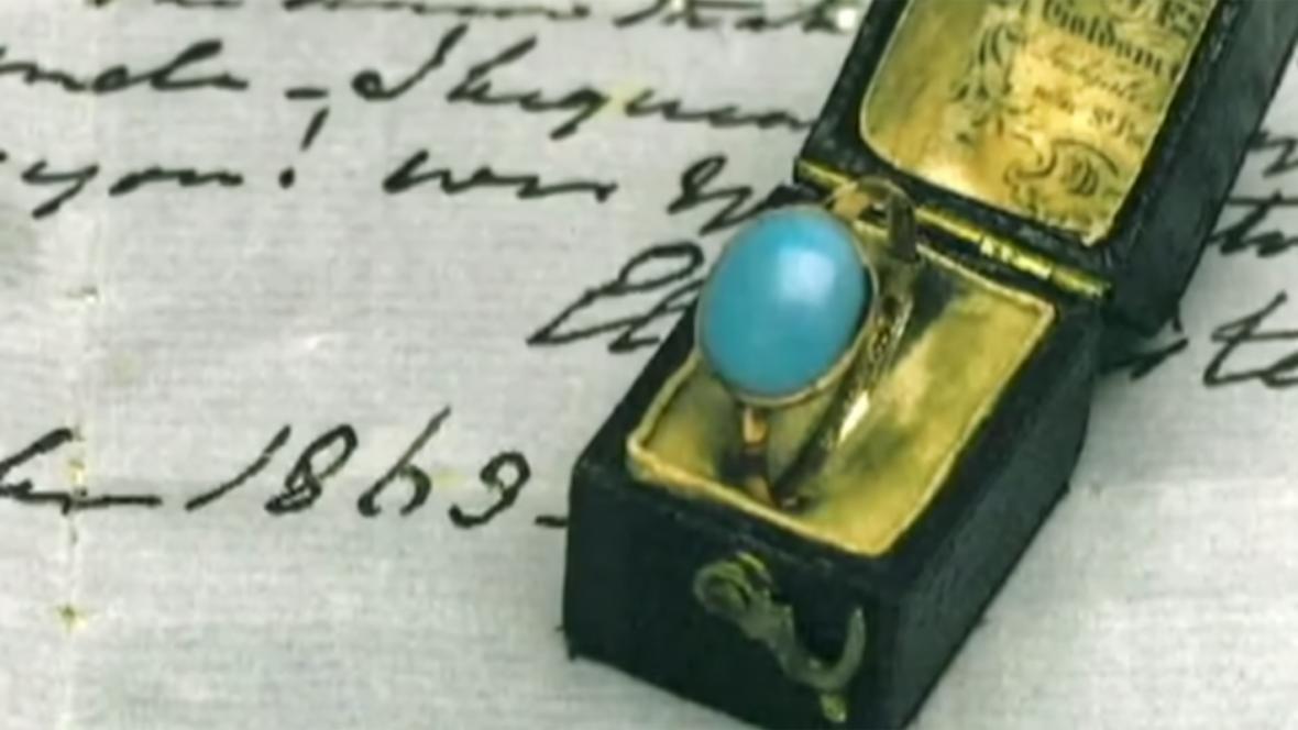 Prsten Jane Austenové