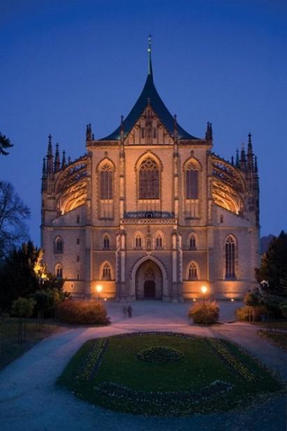 Chrám sv. Barbory, Kutná Hora (pozdní gotika)