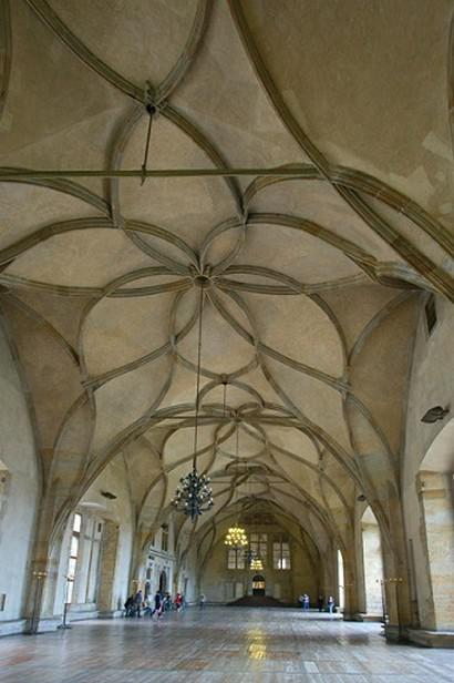 Vladislavský sál, Pražský hrad, Praha (vladislavská gotika)