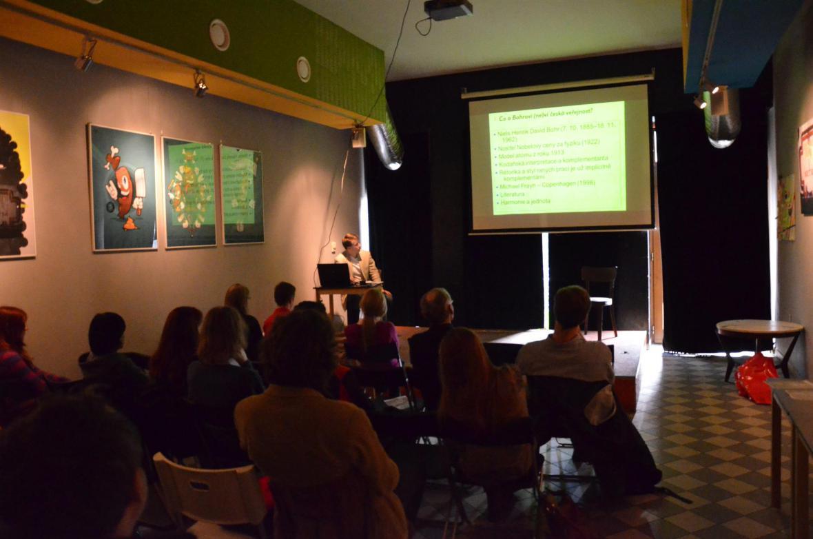 Z konference na Univerzitě Pardubice