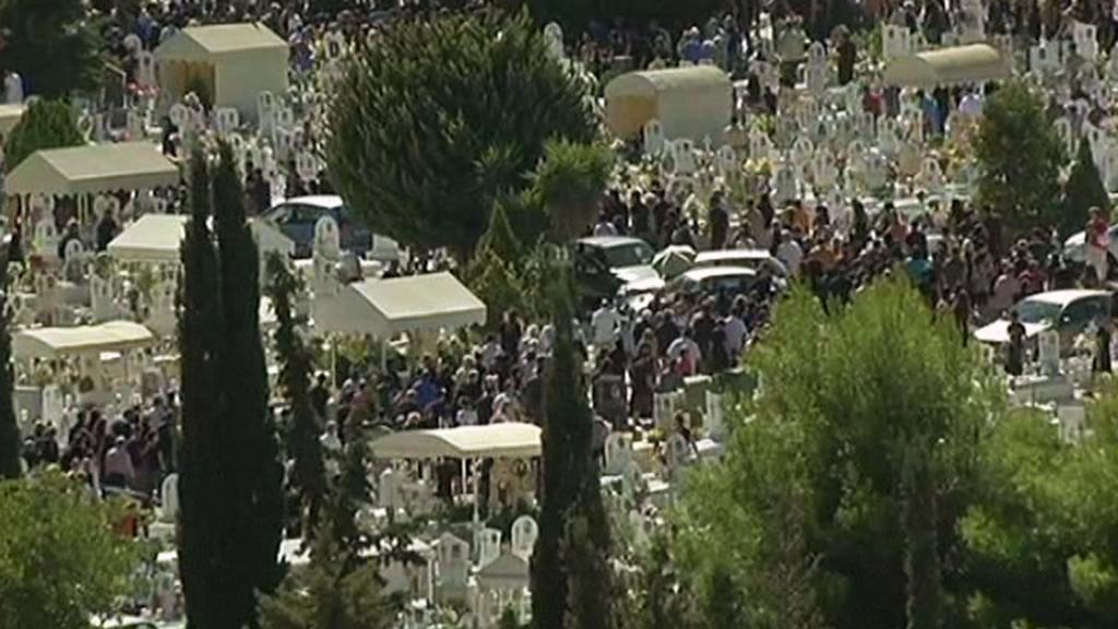 Pohřeb Pavlose Fisase