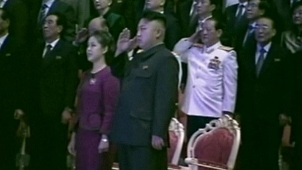 Kimova manželka už nemá bříško