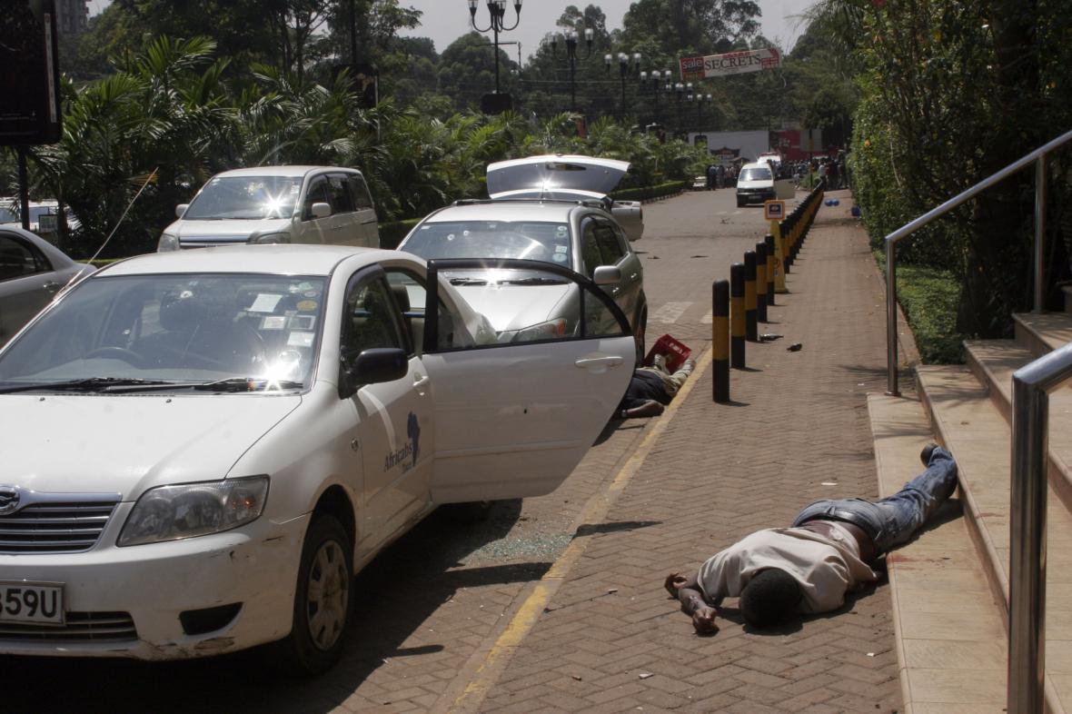 Útok v Nairobi