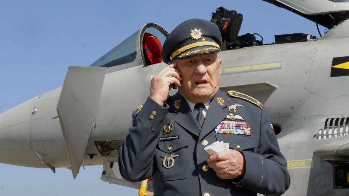 Brigádní generál Zdeněk Škarvada