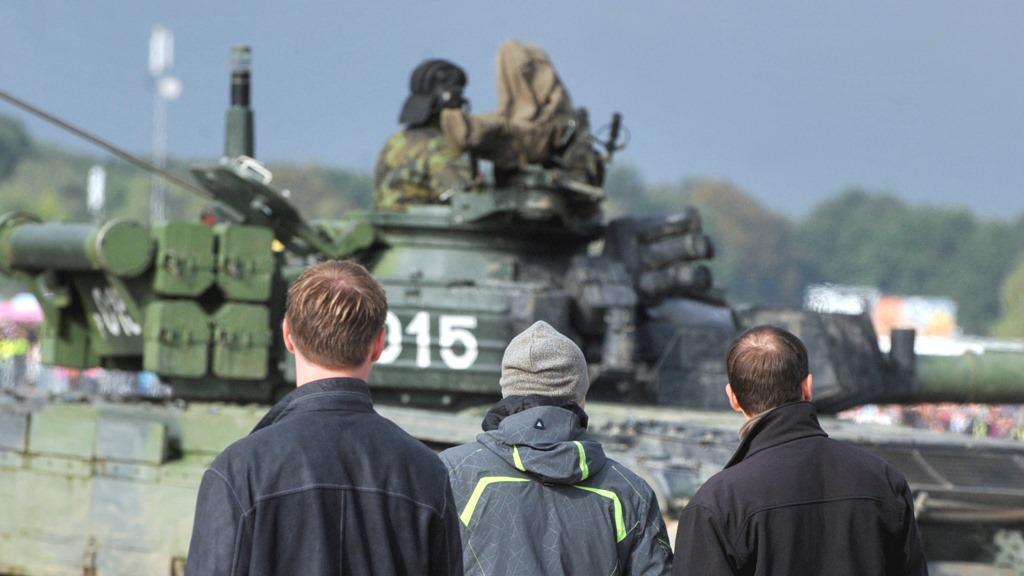 Dny NATO 2013