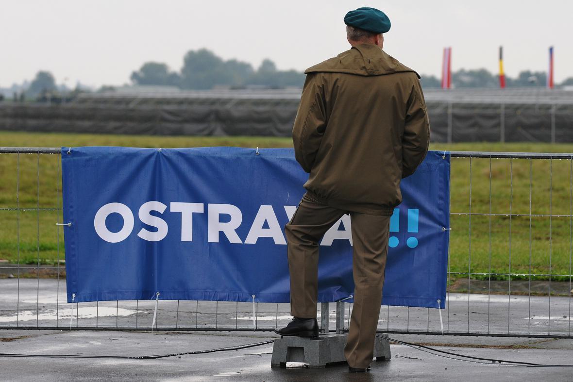 Dny NATO v Ostravě - víkendová show, den 1.