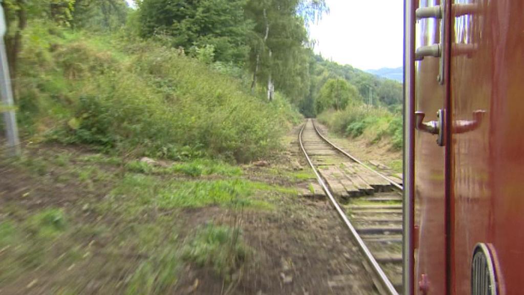 Zubrnická museální železnice