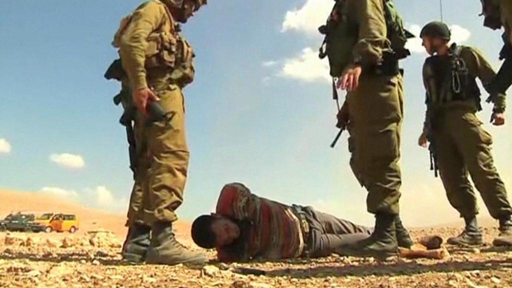 Incident na Západním břehu