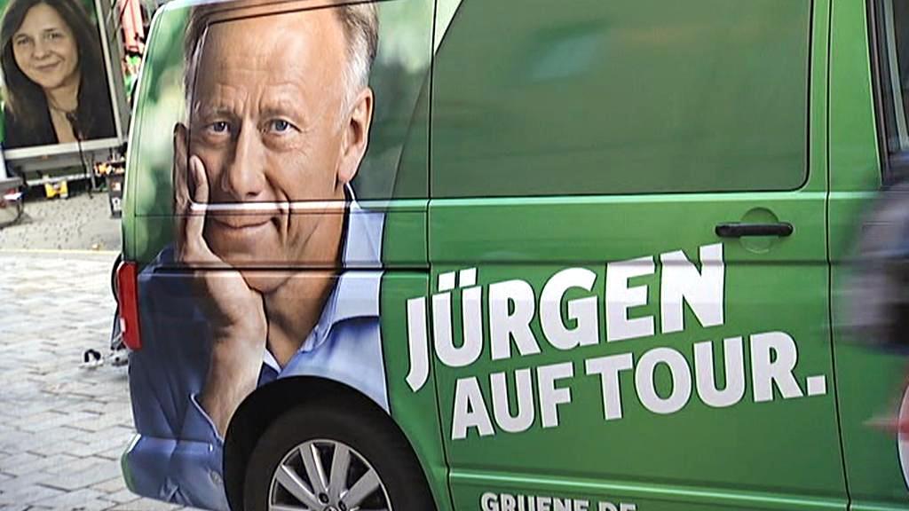 Volební kampaň Zelených
