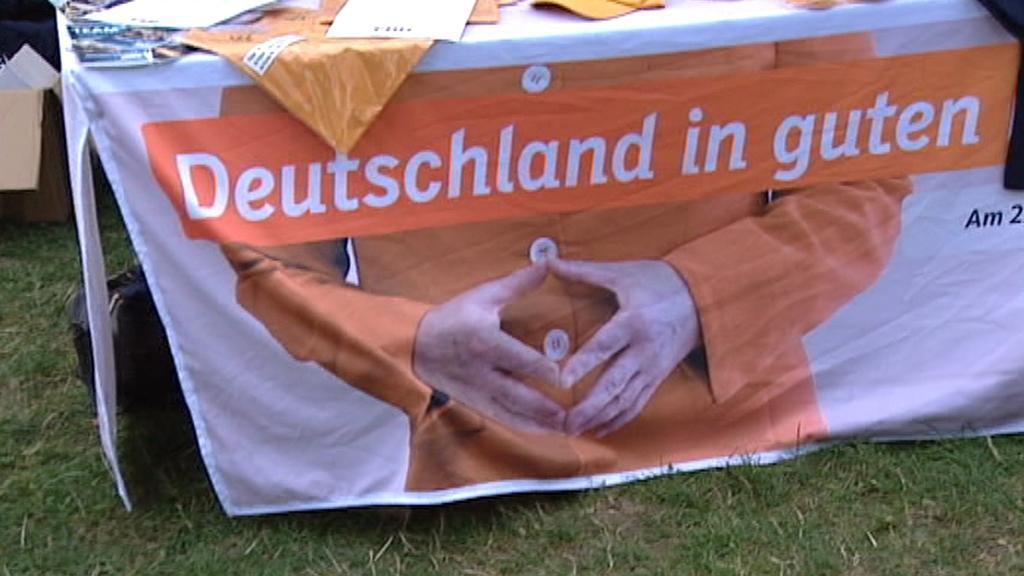 Volební kampaň CDU