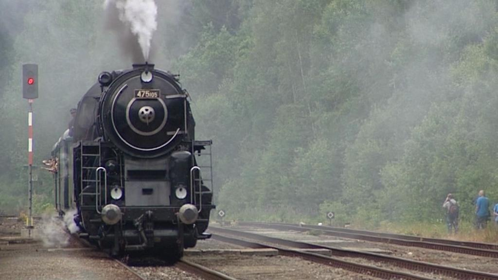 Historická vlaková souprava