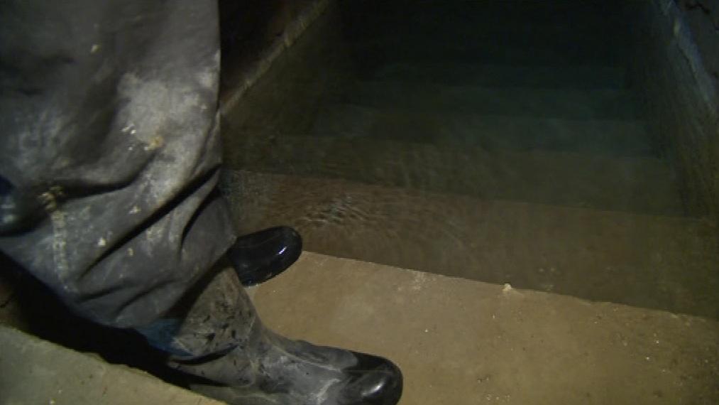 Voda v podzemí