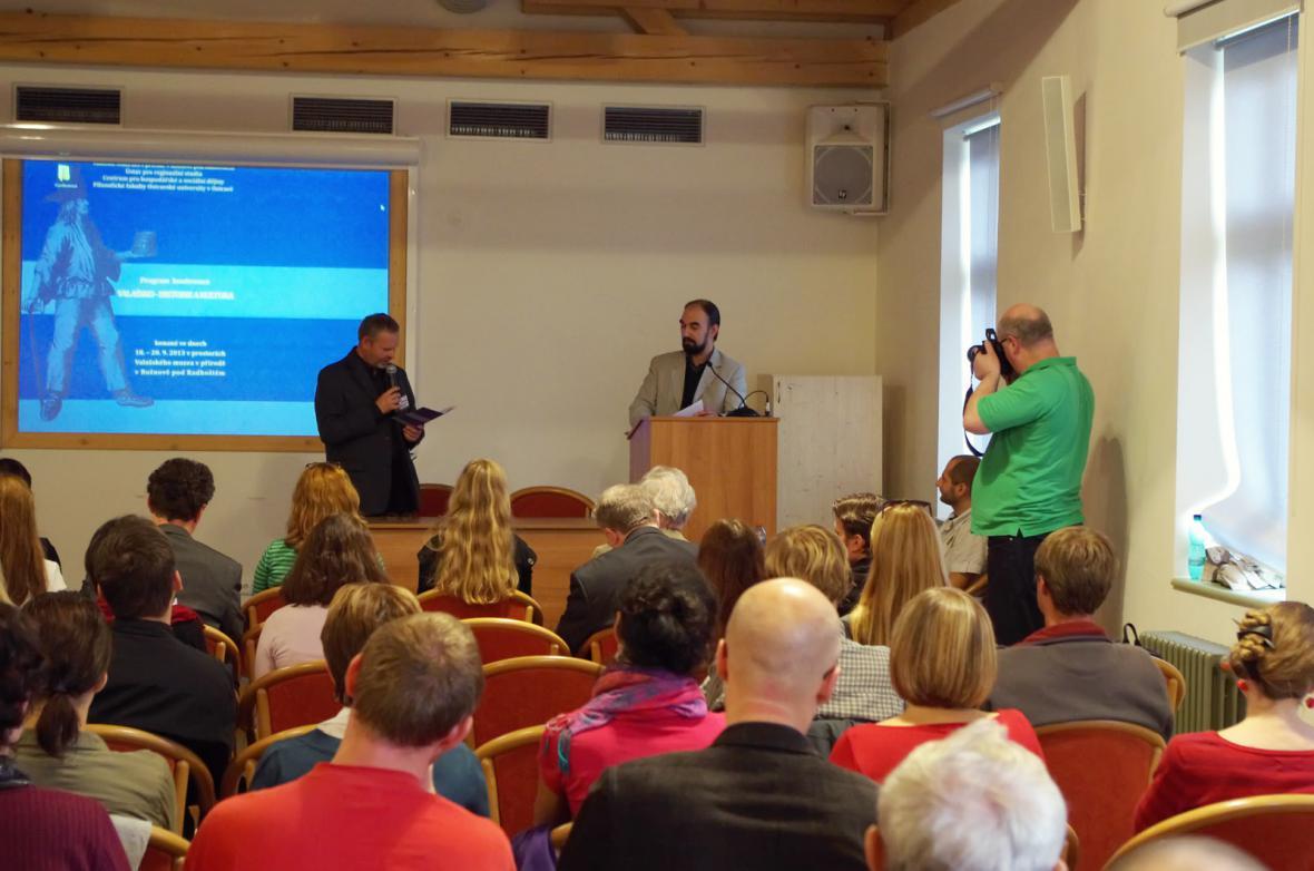 Konference Valašsko – historie a kultura