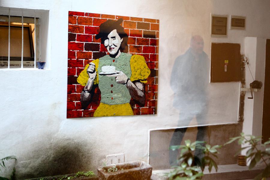 Výstava Pavla Šmída