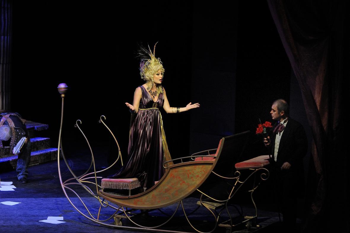 Offenbachova Krásná Helena v NDM