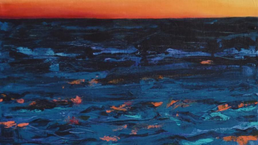 Rudý horizont