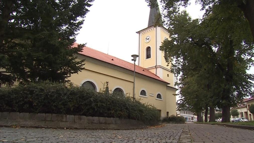 Kostel sv. Jana Křtitele v Brně-Bystrci