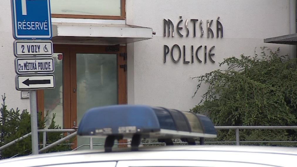 Služebna městské policie