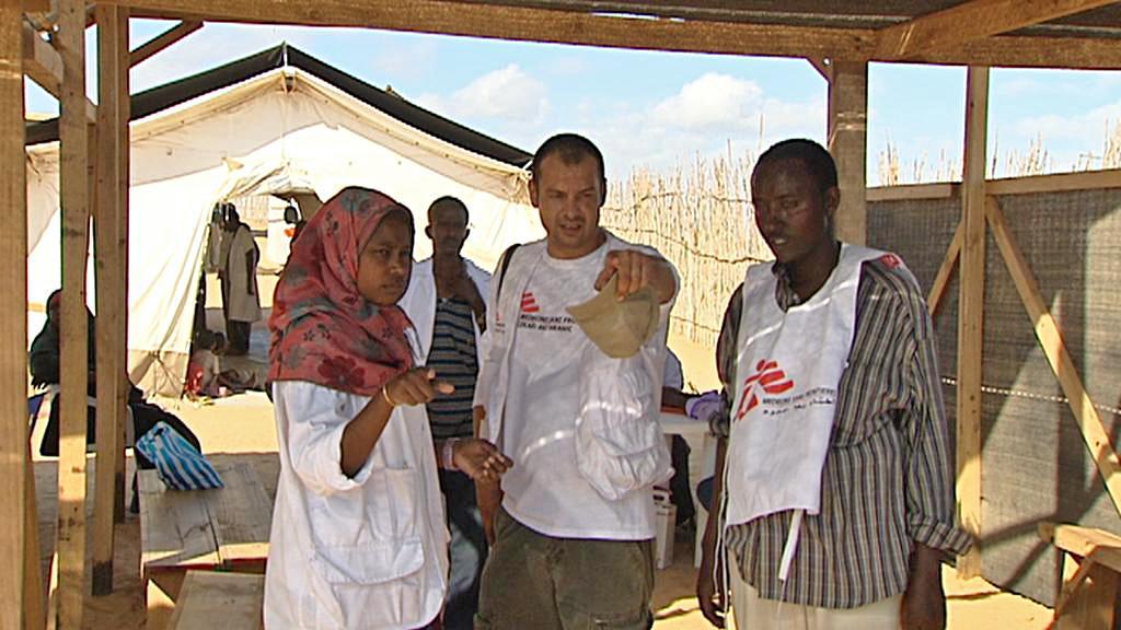 Lékaři bez hranic v Somálsku