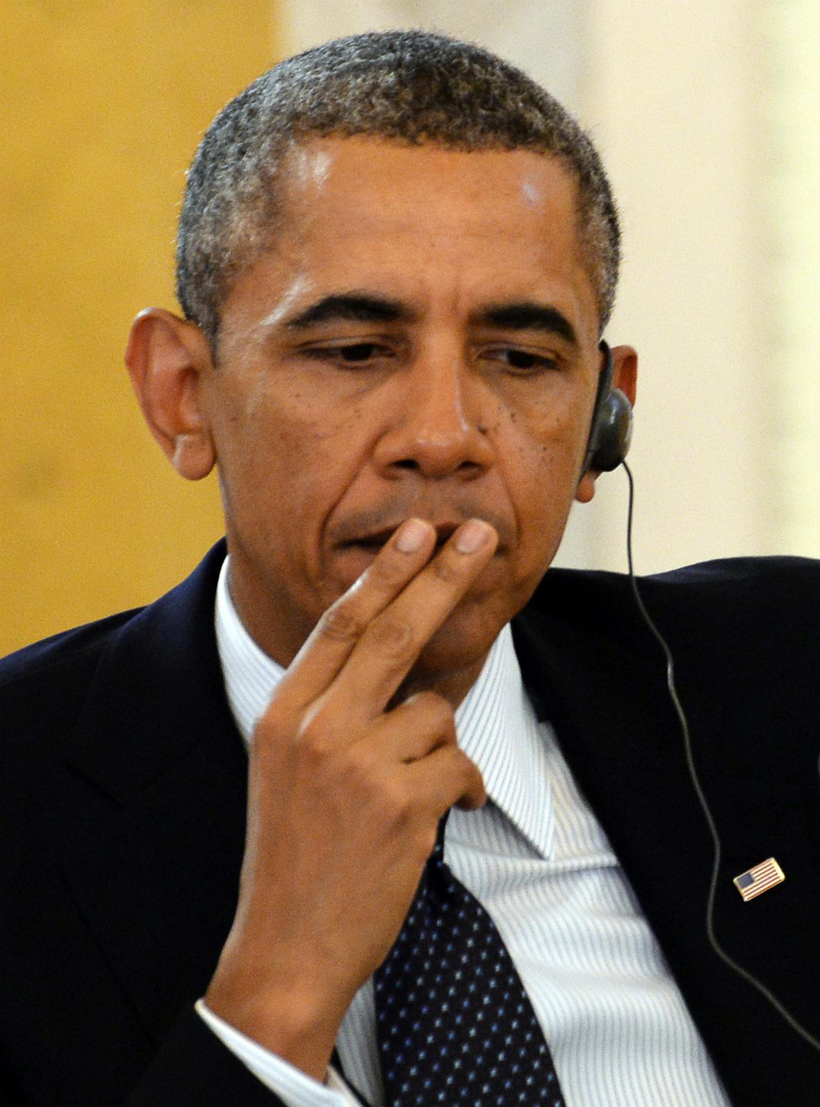 Barack Obama na summitu G20
