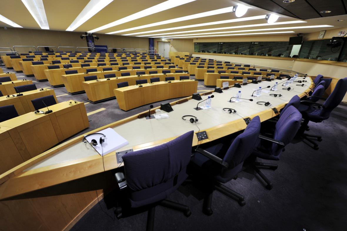 Tiskové středisko Evropského parlamentu