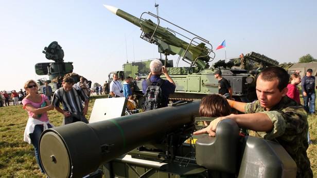 Dny NATO na letišti Mošnov