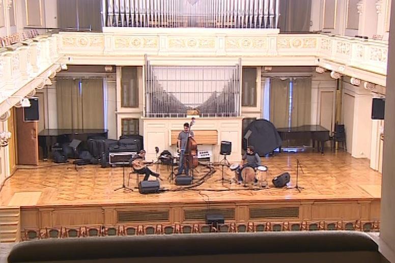 Koncert Nizar Rohana Trio v Brně