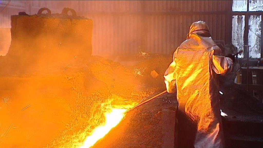provoz ArcelorMittalu