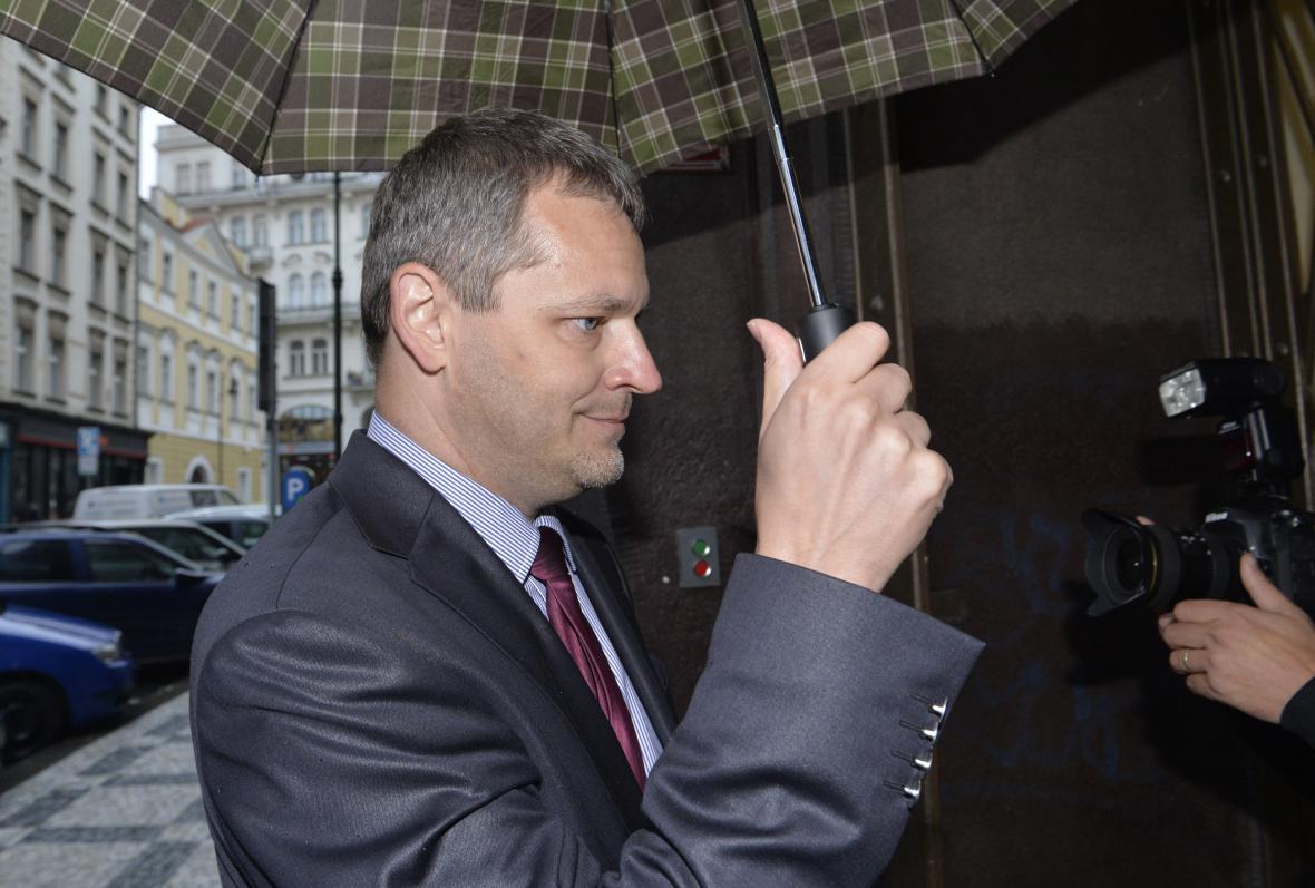Vlastimil Rampula - advokát Ivo Rittiga