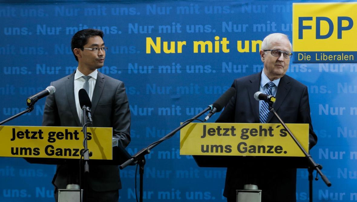 Německá liberální strana FDP